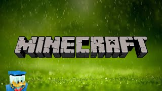 MINECRAFT • Relaxing Music with Soft Rain