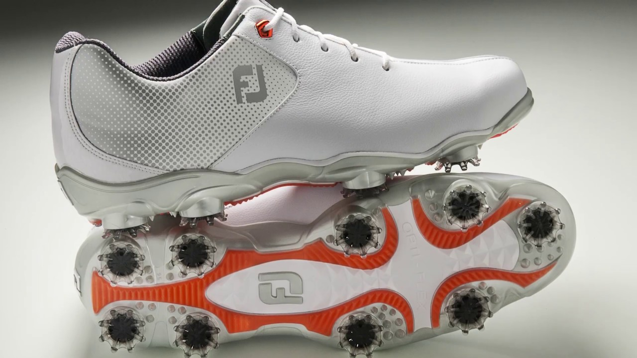 5a115eb26eede3 FootJoy DNA Helix Golf Shoes with FootJoy - YouTube