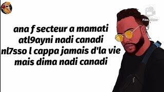 Tagne - Nadi Canadi (lyrics/ Master Lyrics)