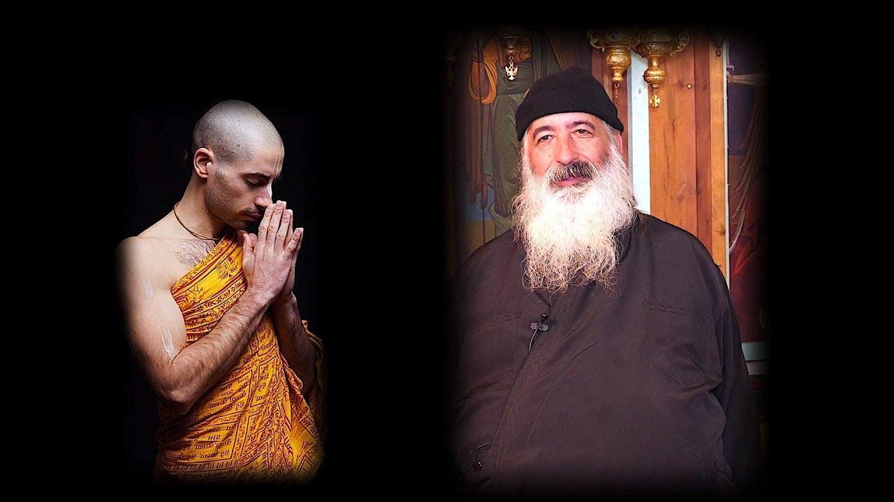 Αποτέλεσμα εικόνας για Από ινδουϊστής μοναχός, Ορθόδοξος μοναχός ο π. Ιωάννης Μέγγουλης
