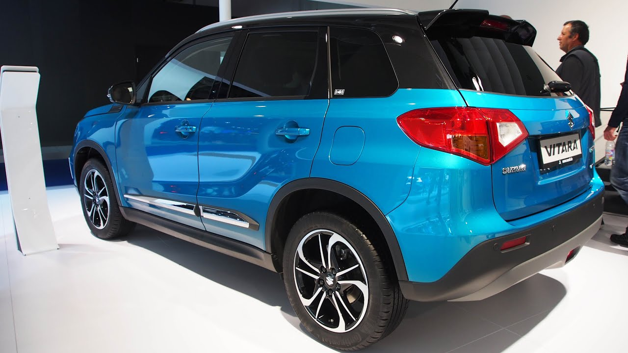 2016 Suzuki Vitara 1 6 120hp Ddis Allgrip Trim Level Comfort