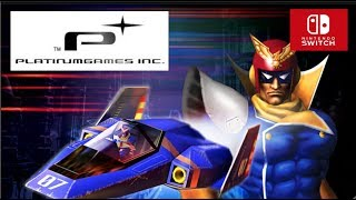 Nintendo Switch - F-Zero in Development By Platinum Games