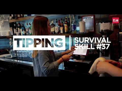 Survival Skills: Tipping in Canada | ILAC Arrival Survival Tips