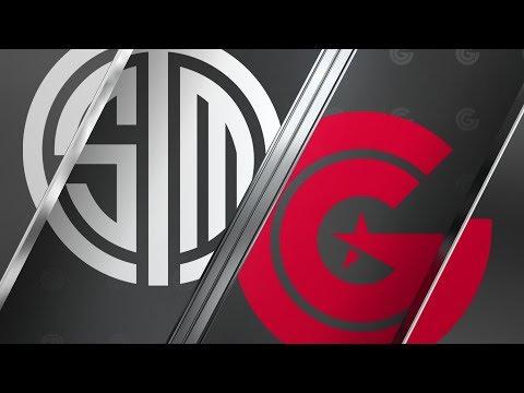 TSM vs CG  Quarterfinals Game 1  LCS Summer Split  TSM vs Clutch Gaming 2019