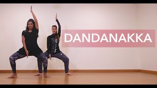 Dandanakka Kuthu dance cover | Spain | Romeo and Juliet | T Rajendran | Vinatha & company