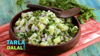 Potato Salad by Tarla Dalal