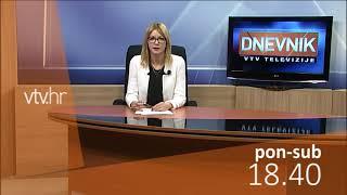 Vtv dnevnik najava 16. prosinca 2017.