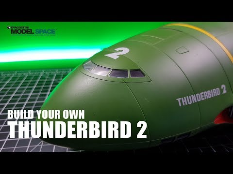 Build Your Own Thunderbird 2 - Introduction