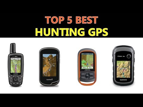 Best Hunting GPS 2020