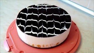 Торт Птичье молоко Украшаем торт Самый вкусный рецепт