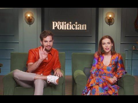 'The Politician': Ben Platt e Zoey Deutch brigam pelo posto de melhor protagonista em entrevista
