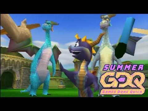 Spyro the Dragon by ChrisLBC in 42:23 - SGDQ 2018
