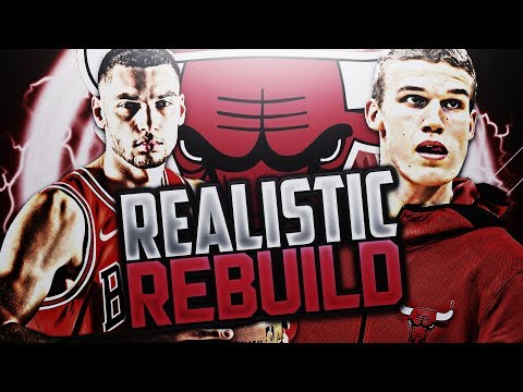 SUPRISING FINISH!? BULLS REALISTIC REBUILD!! NBA 2K18