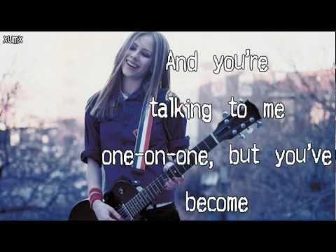 Complicated - Avril Lavigne Lyrics [HD]