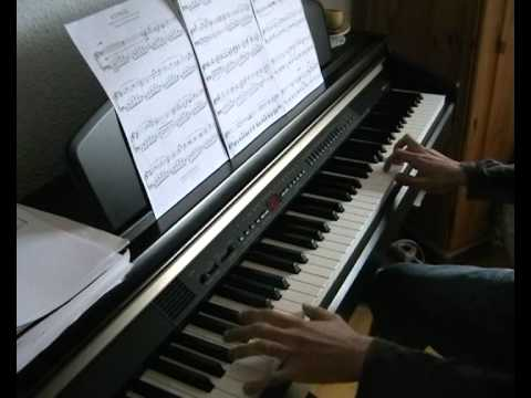 Spirited Away Reprise on Piano (composed by J. Hisaishi)