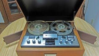 Criterion 1000 Stereo 4-Track Tape Recorder (Lafayette Radio,1965)