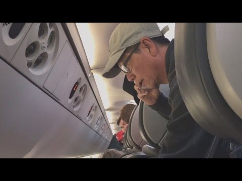 Thumbnail: Doctor Was On Phone With United Moments Before Being Dragged Off Plane