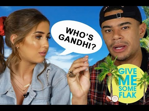 Love Island 2019 UK: Georgia Steel + Wes Nelson Answer HARSH Questions