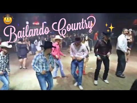 Bailando Country en ESCAPADE2001 🤠
