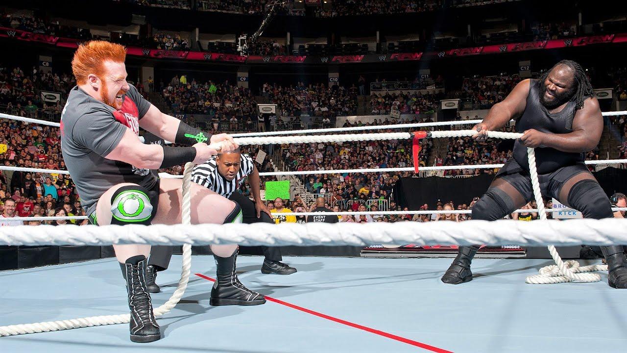 WWE's fiercest Tug-of-Wars: WWE Playlist