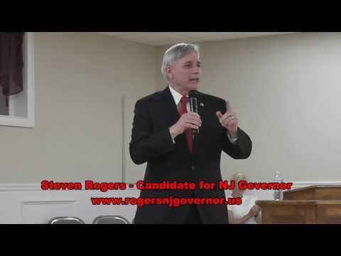 Steven Rogers for NJ Governor 2017