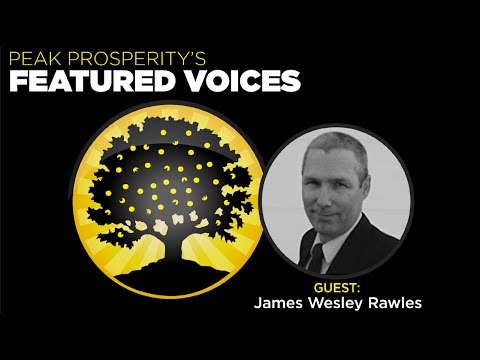 James Wesley Rawles: Homesteading, Relocation & Resilience