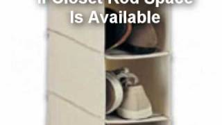 Shoe Organizers: Available Shoe Storage Solutions To Organize Shoes