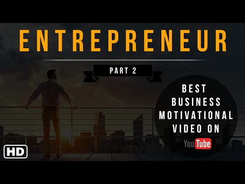 ENTREPRENEUR  PART 2  Best Business Motivational  in Hindi  Aditya Kumar  2018 HD status