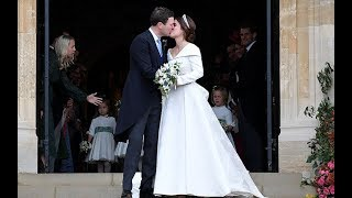 Fashion verdict: Princess Eugenie's wedding dress