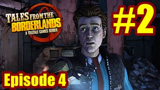 Back To The Top! - Tales From The Borderlands Episode 4 Escape Plan Bravo #2