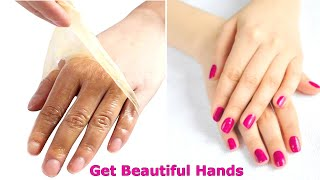 How To Make Your Hands Look 5 Years Younger - Wrinkle Free Soft Smooth Hands  Priya Malik