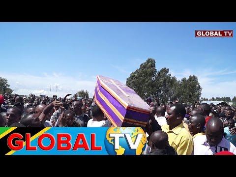 Maiti Iliyozikwa na Kukutwa Chumbani Yazikwa kwa Mara ya Pili Mbeya