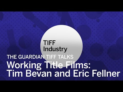 THE GUARDIAN TIFF TALKS Working Title Films: Tim Bevan and Eric Fellner