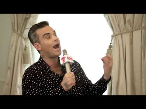 Robbie Williams hates clean living over drugs