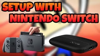 How to Setup the Elgato Game Capture HD for Nintendo Switch (EASY)