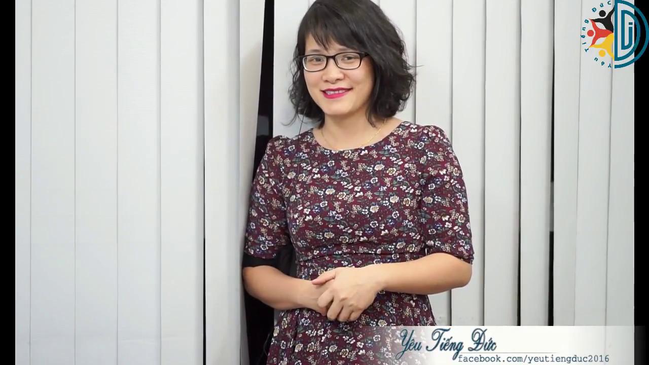 Học tiếng Đức cùng cô Thùy Dương - Bài 15: Bạn thích ăn món gì?