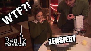 Berlin - Tag & Nacht - WTF! Ein Kondom zum Abendessen!? #1417 - RTL II