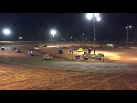 JR Slingshot Feature 4/15/17 @ Flomaton Speedway
