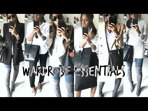 HUGE ZARA HAUL - HOW TO LOOK CLASSY ON A BUDGET & MY WARDROBE ESSENTIALS | Style With Substance