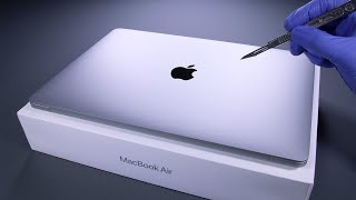 MacBook Air 2020 Unboxing - ASMR