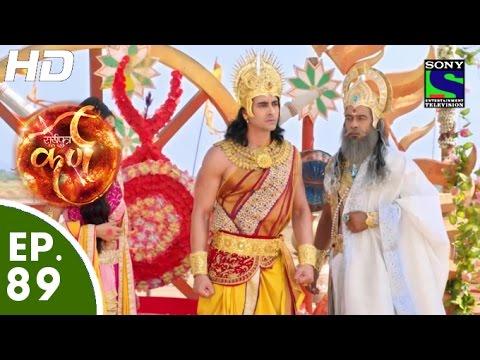 Suryaputra Karn - सूर्यपुत्र कर्ण - Episode 89 - 3rd November, 2015