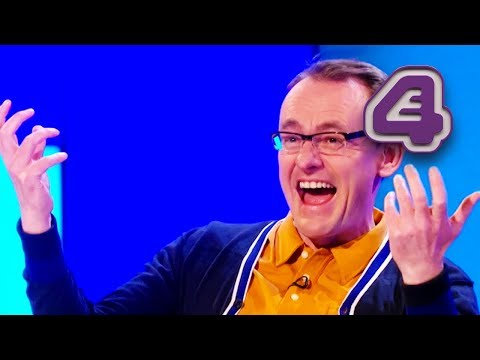 'AHH! I've Wet Myself!'   Sean Lock's Funniest 8 Out Of 10 Cats Moments   Series 9