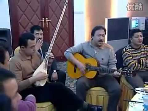 Abdulla Abdurehim Neqmeydan Naxshisi