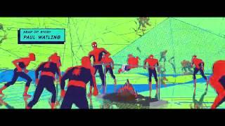 Spider-Man: Into the Spider-Verse Credits