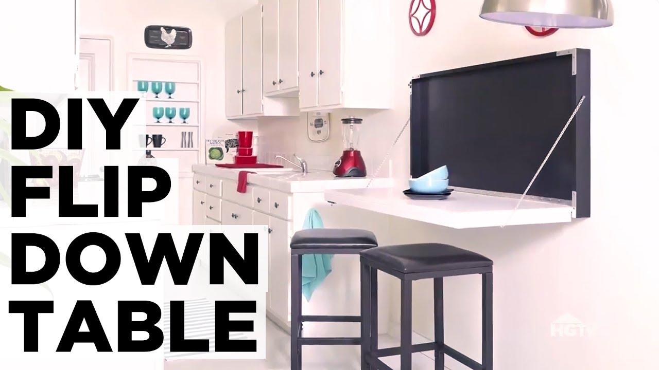 fold down wall desk diy murphy desk