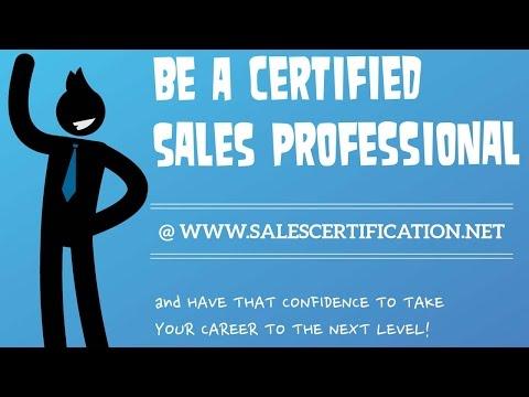 Sales Certification Institute ™ Courses
