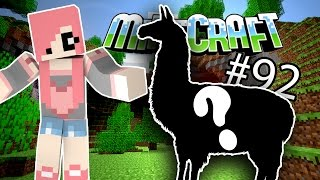 Minecraft - КТО ЭТА ЛАМА? (Серия 92)