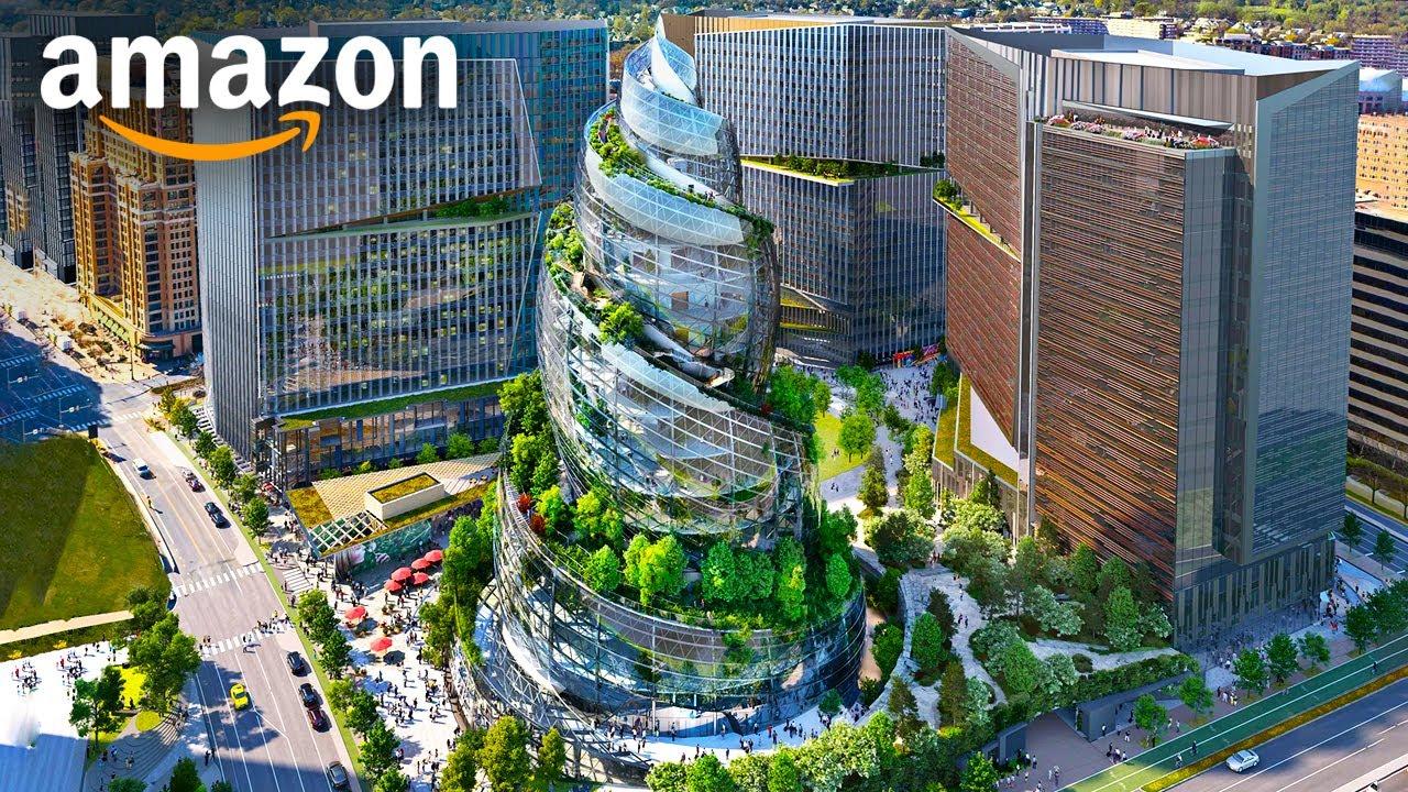 Download Amazon's New $2.5 Billion Headquarters
