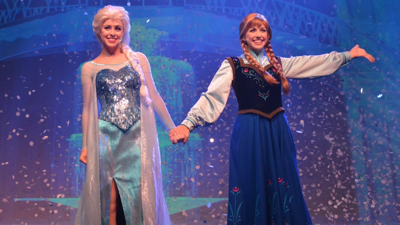 Mousesteps Weekly 107 Frozen Summer Fun Overview Disney