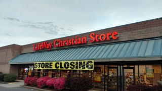 LifeWay Christian Stores Are Closing!